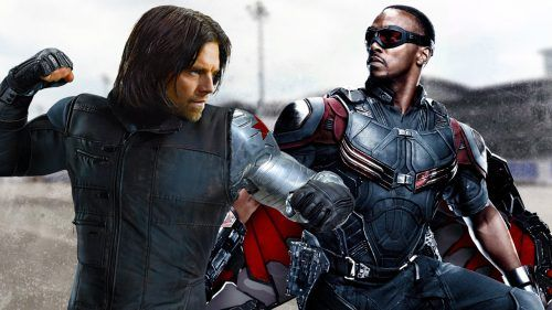 serie de Winter Soldier y Falcon