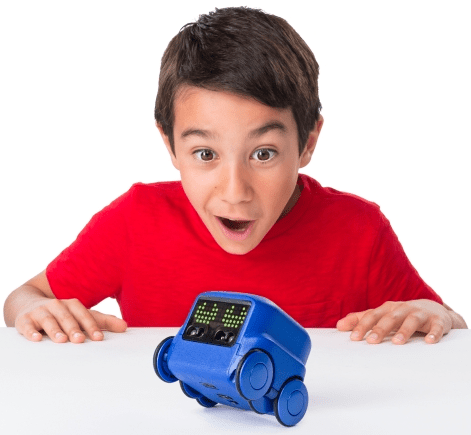 robot spin master boxer