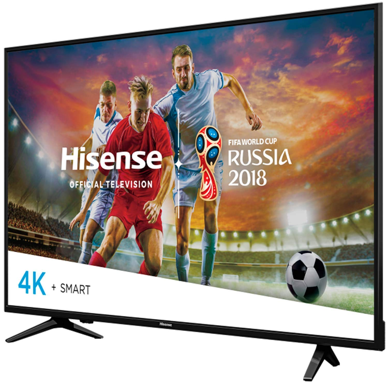 televisor hisense 4k