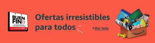 Promociones en Amazon México en El Buen Fin 2018