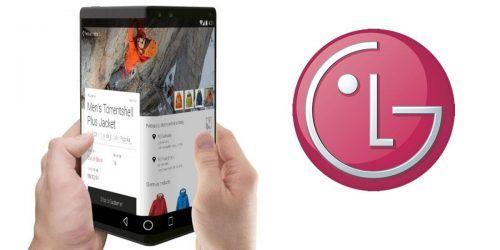 celular plegable de LG