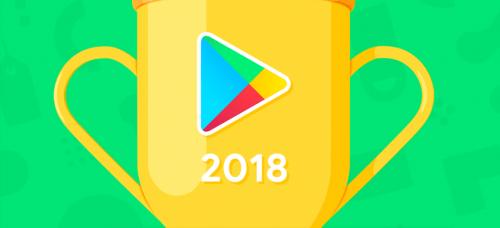 mejores apps en Google Play del 2018