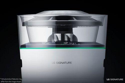 purificador de aire de LG Signature