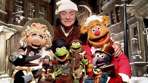 una navidad con los muppets