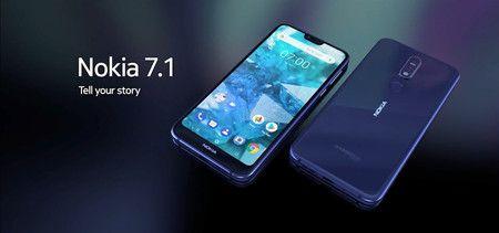 Nokia 7.1 en México