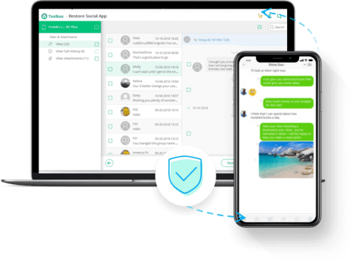 iSkysoft Toolbox reparar un iphone