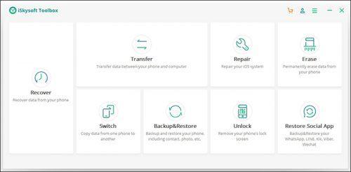 iSkysoft Toolbox