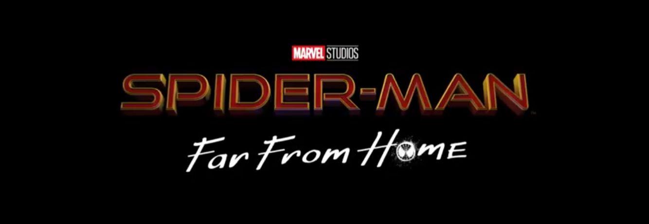 Tráiler de Spider-Man Far From Home