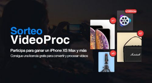videoproc convertidor de videos para iphone