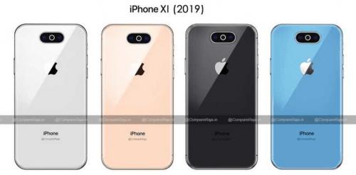 cámara del iPhone XI