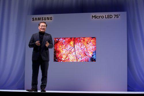 nuevas pantallas modulares de Samsung