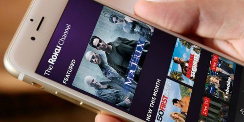 The Roku Channel para ios y android