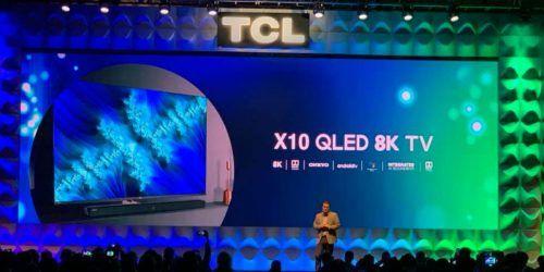 televisor 8K de TCL Series 8