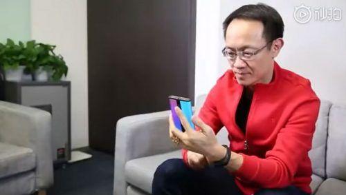 teléfono plegable de Xiaomi