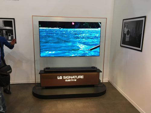 LG Signature en Zona Maco