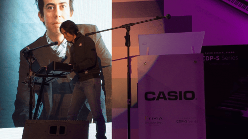 Pianos digitales de Casio
