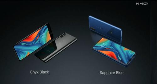 Xiaomi Mi Mix 3 con 5G