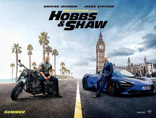 spinoff de rápido y furioso Rápido y Furioso presenta: Hobbs & Shaw