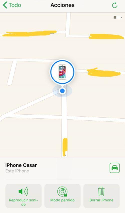 Cómo buscar mi iPhone cómo encontrar mi iPhone