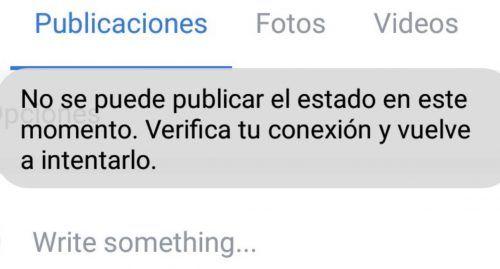 Facebook se cayó memes