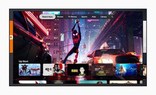 nueva app de apple tv