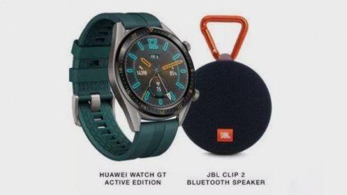 Se filtra el nuevo Huawei Watch GT Active