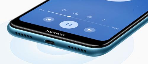 Huawei Y6 en México 2019