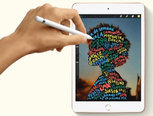nueva ipad mini 2019