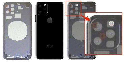 iphone con tres cámaras