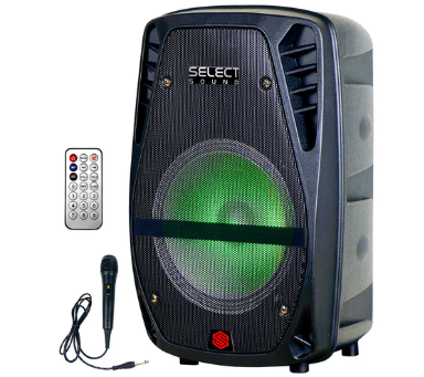 Bafle Select Sound de 8 pulgadas