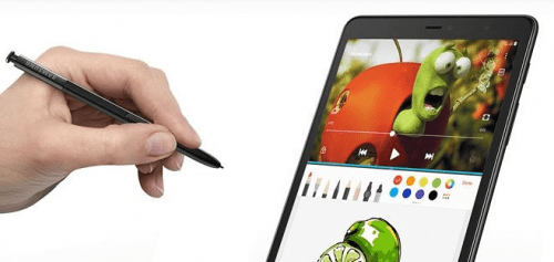 nueva Samsung Galaxy Tab A con S Pen