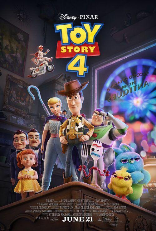 póster de Toy Story 4