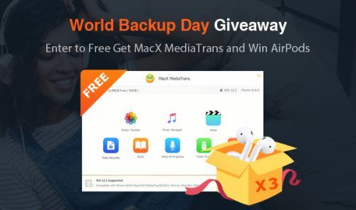 MacX MediaTrans, la alternativa de iTunes para hacer una copia de seguridad de iPhone