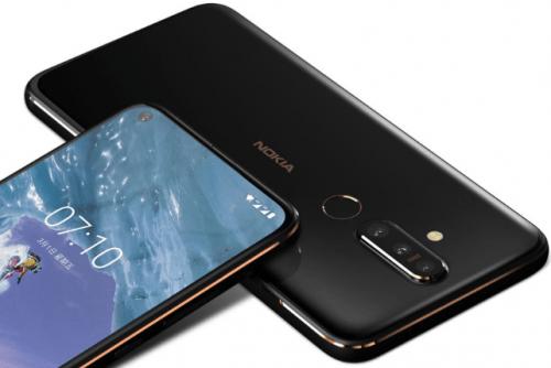 Lo que debes conocer del Nokia X71 Nokia 8.1 Plus