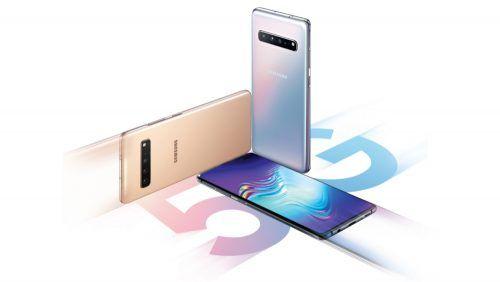 Fecha de lanzamiento y precio del Samsung Galaxy S10 con 5G