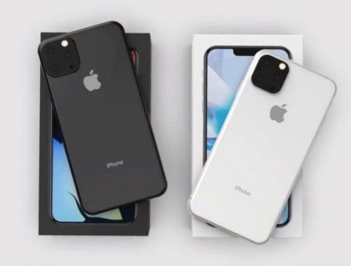 diseño del iPhone 11