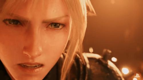 Teaser tráiler de Final Fantasy VII Remake