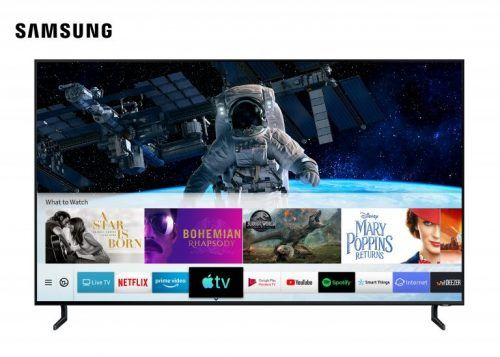Apple TV y AirPlay 2 en televisores Samsung