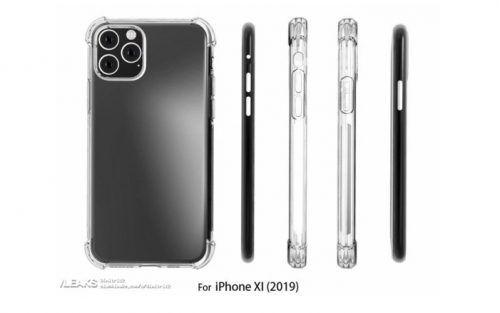 carcasas del iPhone XI