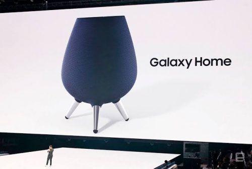 Lanzamiento del Galaxy Home