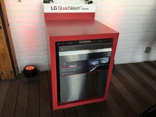 LG Quad Wash en México