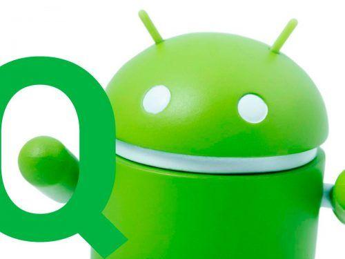 teléfonos compatibles con Android 10 Q