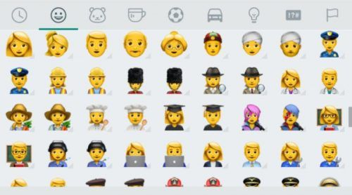 teclado de emojis en iPhone