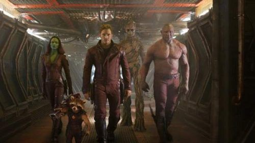 Guardianes de la Galaxia 3 está en camino