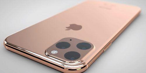 nuevos renders del iphone 11