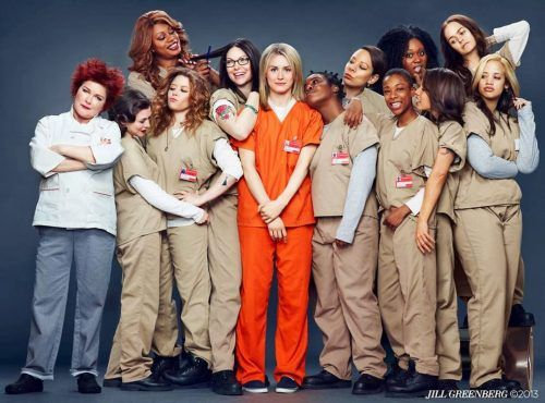 mejores series Orange is the new black