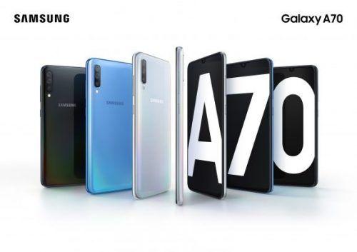 Samsung Galaxy A70 en México