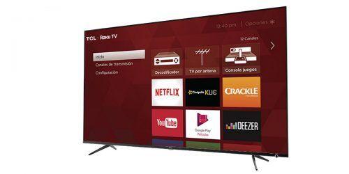 TCL con Roku TV