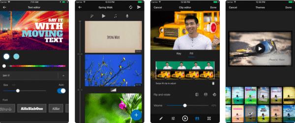 Apps para editar video