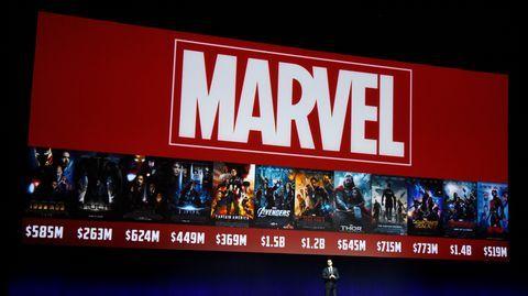 Películas de las Fase 4 de Marvel